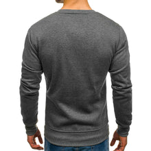Load image into Gallery viewer, Casual Plain Style Men's Long Sleeve T-Shirts