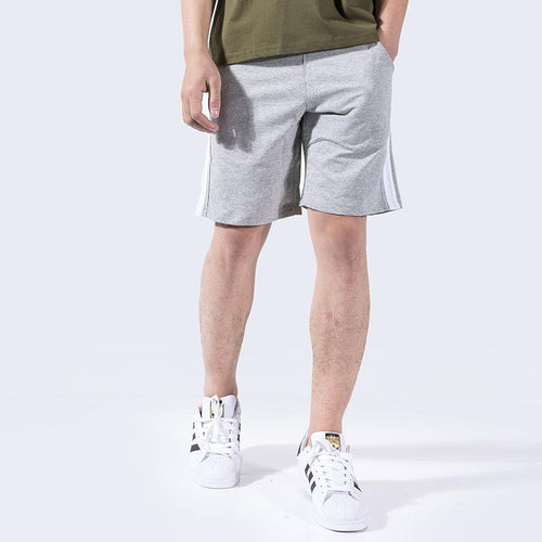 Stitching Simple Wild Loose,   Casual Sports Shorts