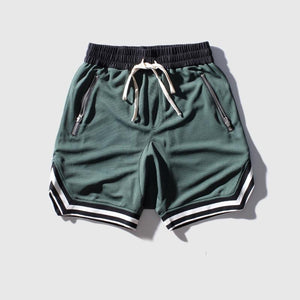 New Men's Casual Fitness Short Pants