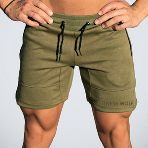 Fitness Fashion Slim Breathable Shorts