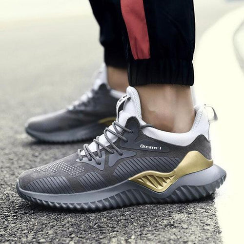 Men's Casual Breathable Trend Sneakers