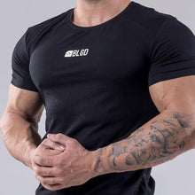 Load image into Gallery viewer, Sports Fashion Training Short Sleeve T-Shirt