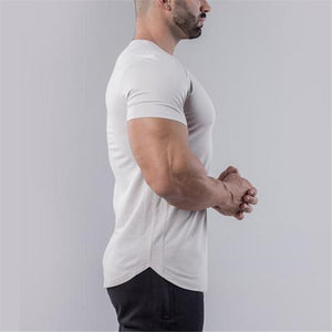 Sports Fashion Training Short Sleeve T-Shirt