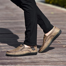 Load image into Gallery viewer, Handmade Men's Casual Shoes