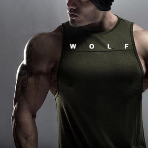 Men's Sports And Fitness Fast Drying Vest