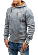 Load image into Gallery viewer, Men Long Sleeve Casual Hoodies