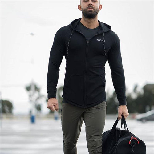 Casual Long Sleeve Sports Sweater Hoodie