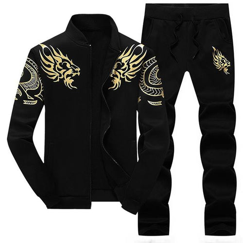 2018 Autumn New Fashion Sports Suit