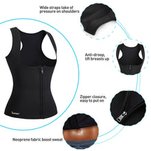 Load image into Gallery viewer, Body Shaper Slimming Waist Trainer