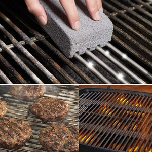 Magic-Stone Grill Cleaners (2pcs)