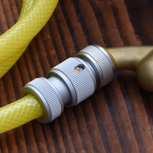 High Pressure Adjustable Brass Hose Nozzle