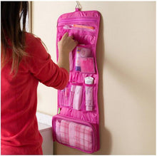 Load image into Gallery viewer, Foldable Toiletries Travel Bag