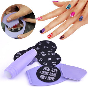 Salon Express Nail Art Kit