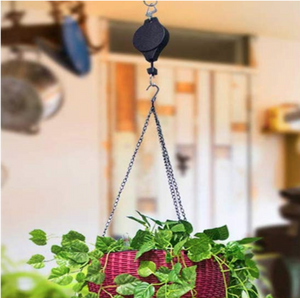 Plant Pulley Hook