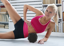 Load image into Gallery viewer, Foam Fitness Roller
