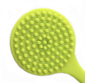 Soft Silicone Long Handle Body Brush