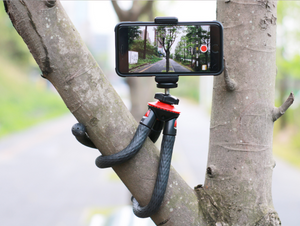 Flexible Phone Tripod With Remote