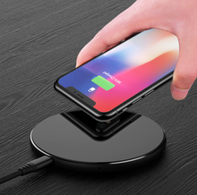 Load image into Gallery viewer, Wireless Charger For iOS and Android