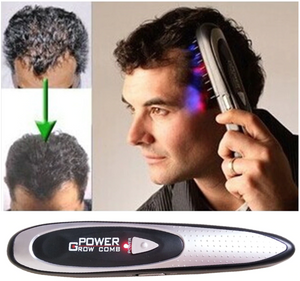 Laser Hair Regrow Therapy Brush