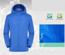 Load image into Gallery viewer, Ultra-Light Waterproof Hooded Pullover Raincoat