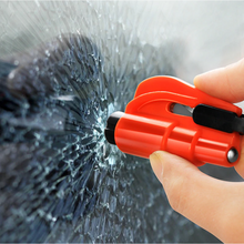 Load image into Gallery viewer, Car Safety Escape Tool Keychain