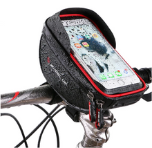 Load image into Gallery viewer, Waterproof Bike Handlebar Phone Pouch