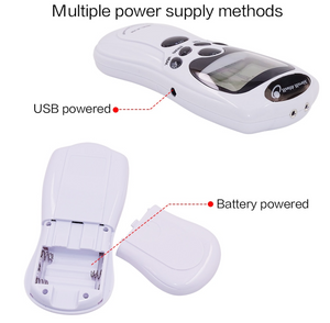Multi-Functional Therapeutic Electric Massager
