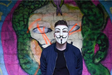 Load image into Gallery viewer, V for Vendetta Mask
