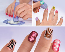 Load image into Gallery viewer, Salon Express Nail Art Kit
