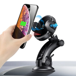 Smart Wireless Phone Charger