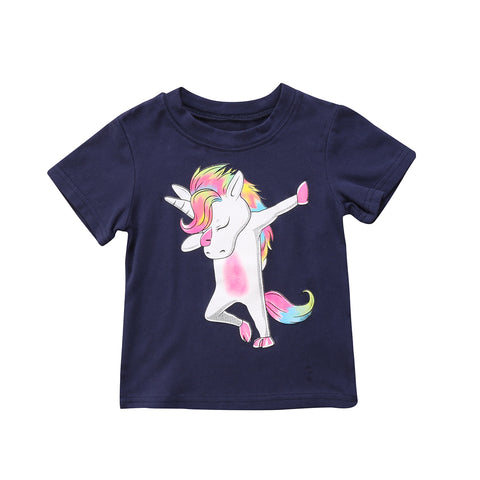 Cotton Unicorn Tops - Baby needs & Co.