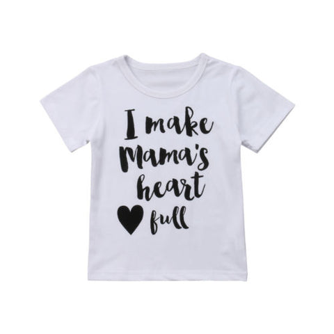 I Make Mama's Heart Full - Baby needs & Co.
