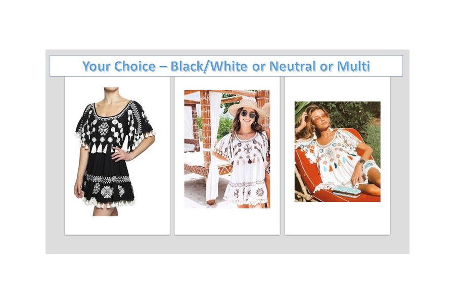 MYSTIQUE TUNIC DRESS – WHICH ONE SUITS YOUR PERSONALITY?