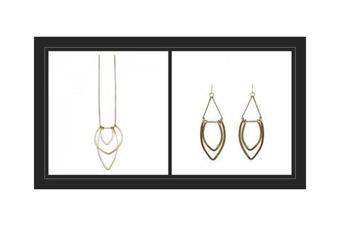 NECKLACE – EARRING – OR BOTH