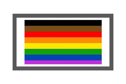 REDESIGNED PRIDE FLAG – RECOGNIZING PEOPLE OF COLOR BLOG