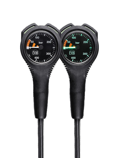 DBT Pressurer gauge Night Vision