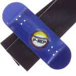 P-REP  32mm x 100mm Natural Deck - Blue