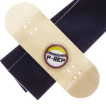 P-REP  32mm x 100mm Natural Deck - Maple