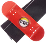 P-REP  32mm x 100mm Natural Deck - Red