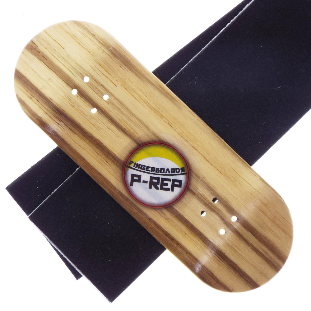 P-REP  34mm x 100mm Natural Deck - Zebra