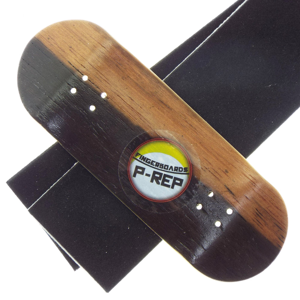 P-REP  34mm x 100mm Natural Deck - Ebony