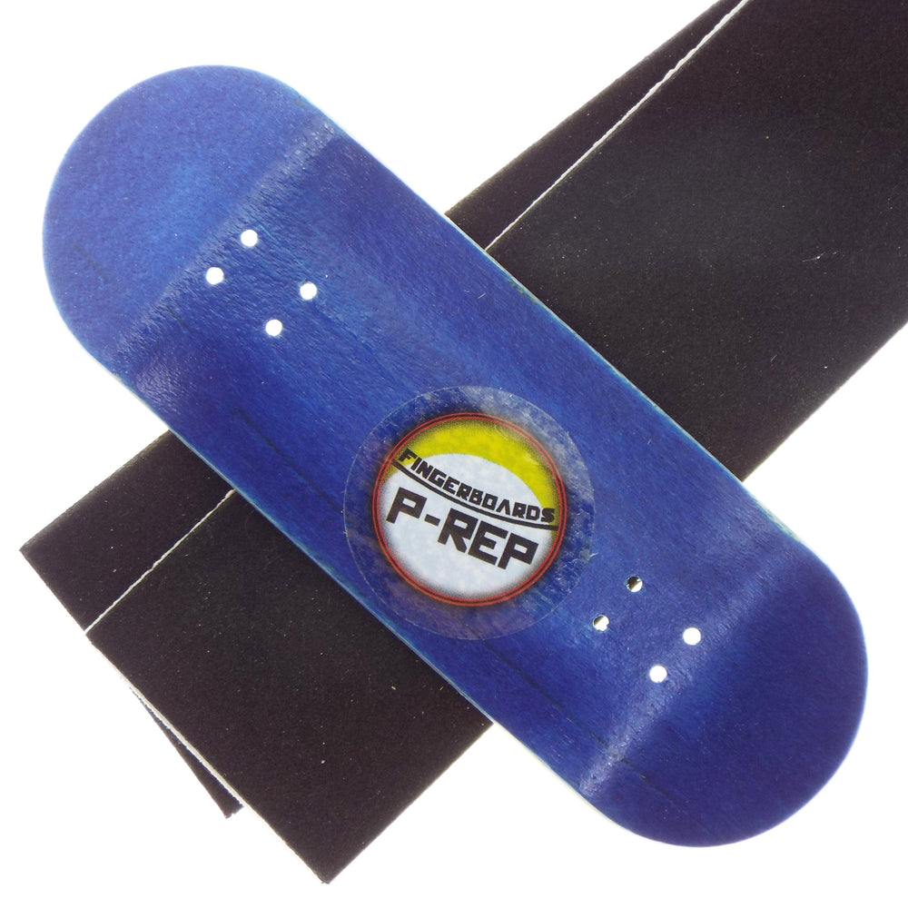 P-REP  34mm x 100mm Natural Deck - Blue