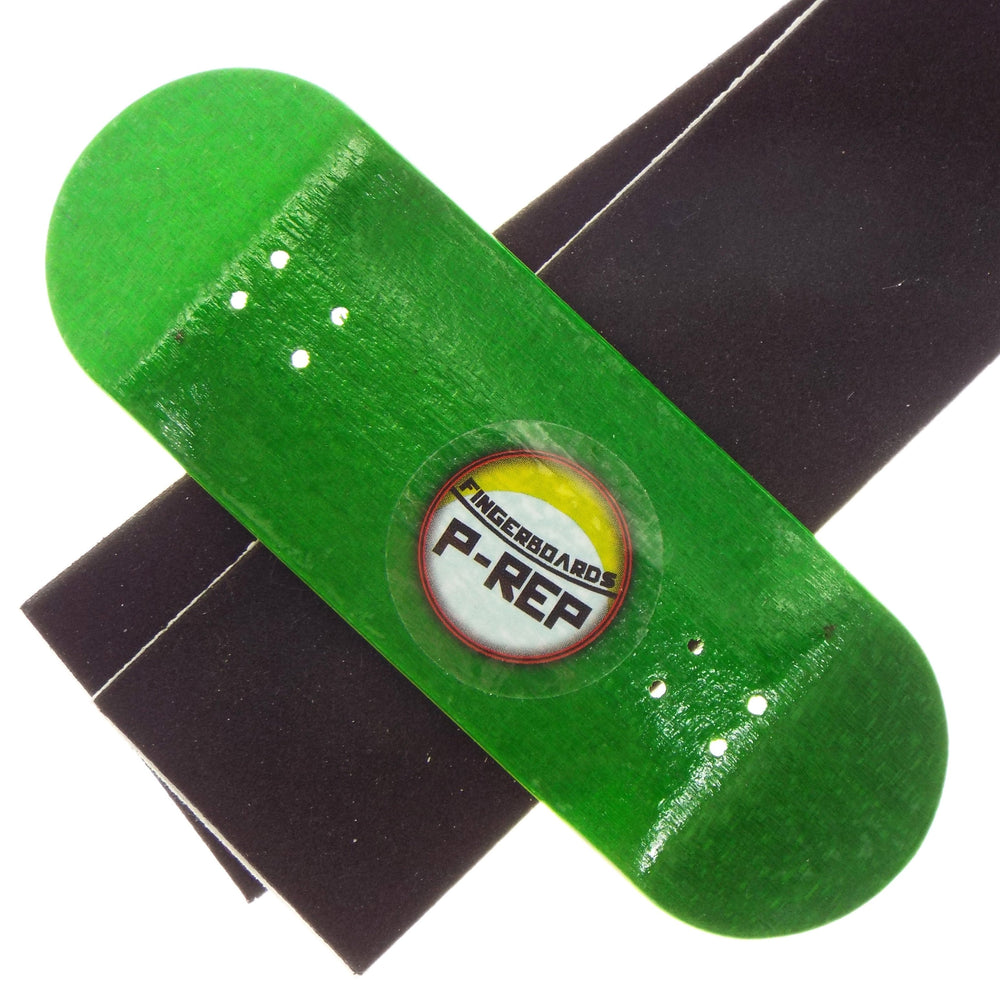 P-REP  34mm x 100mm Natural Deck - Green