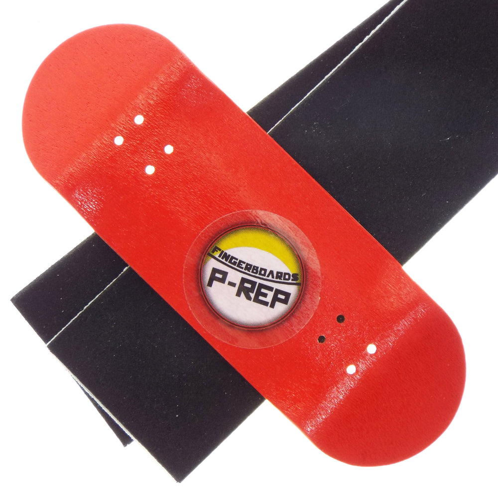 P-REP  34mm x 100mm Natural Deck - Red