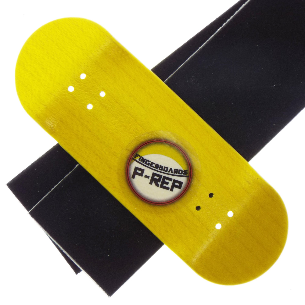 P-REP  34mm x 100mm Natural Deck - Yellow