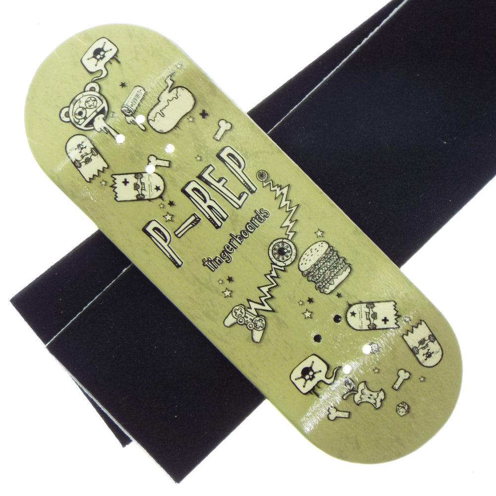 P-REP  34mm x 100mm Graphic Deck - Stuff