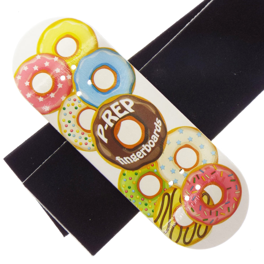 P-REP  34mm x 100mm Graphic Deck - Dohnuts