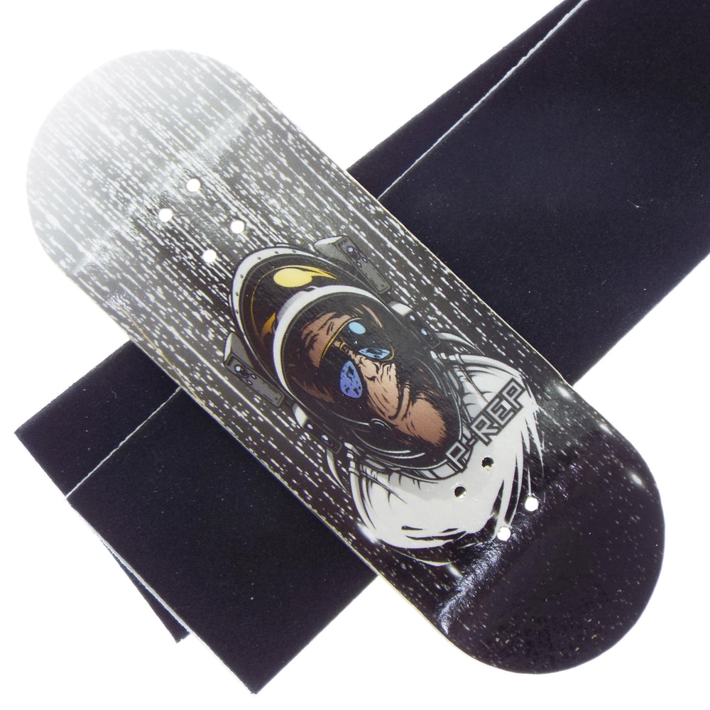 P-REP  34mm x 100mm Graphic Deck - Space monkey
