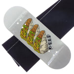 P-REP  34mm x 100mm Graphic Deck - Tres tacos