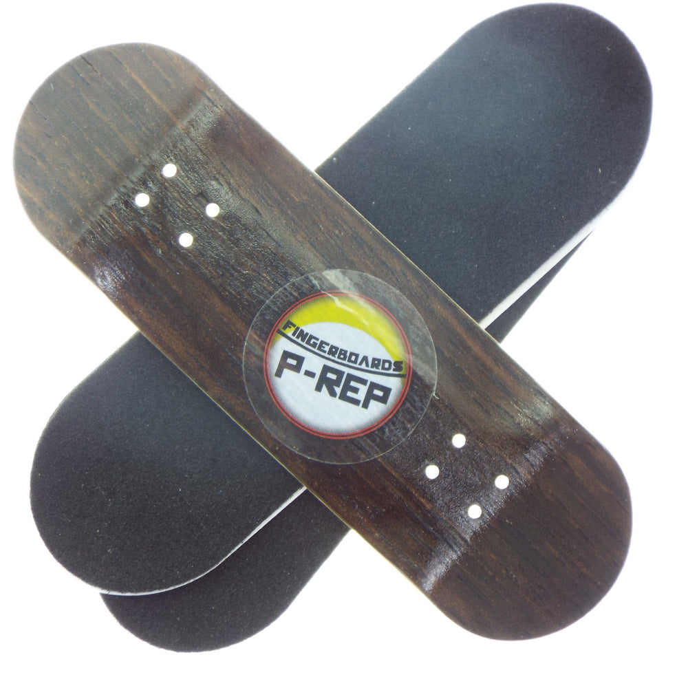 P-REP  30mm x 100mm Natural Deck - Ebony